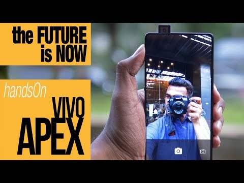 Hands On Review VIVO APEX Indonesia - Inspirasi Untuk VIVO NEX