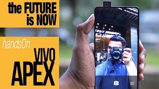 Hands On Review VIVO APEX Indonesia - Inspirasi untuk VIVO NEX