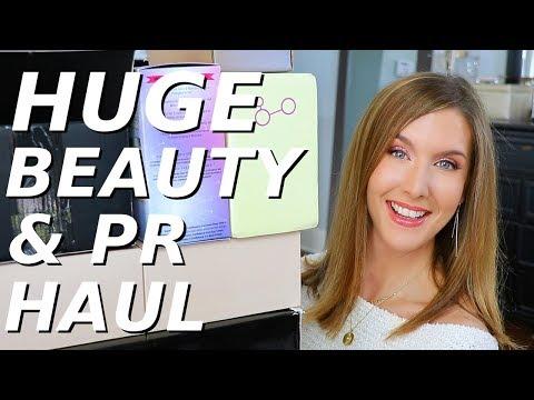 HUGE Beauty Haul! Beautylish, Sephora & PR Haul! | 💎GIVEAWAY 💎