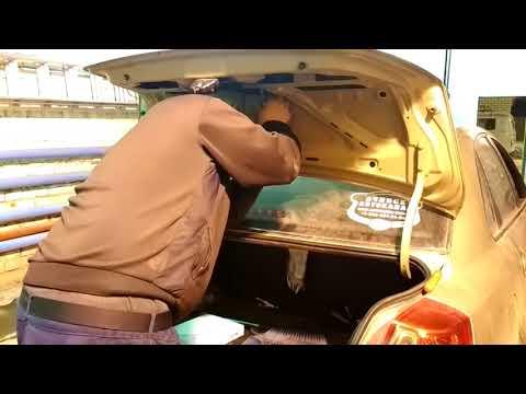 как установить камеру заднего вида  с Aliexpress на Chevrolet Lacetti