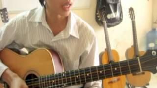 Đàn Nhạc cụ Bến Tre Tân Nam Xương tập đệm điệu slow rock với bài Cát bụi  N16PNTP2BT