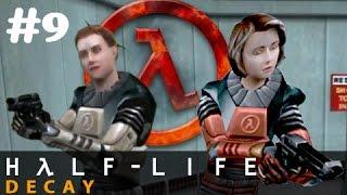 """Half Life: Decay"" Cooperative Walkthrough + Subtitles, Final Chapter 9: Rift"