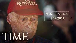 Formula One Legend Niki Lauda Dies At Age 70 | TIME