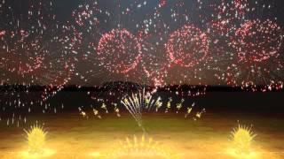 Dreams in the Sky - HD - Synchronized Fireworks Display - FWSim thumbnail