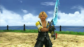 Final Fantasy X HD Remaster - Besaid Battle Quotes