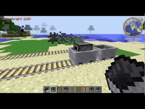 Minecraft Curiosidades - Vagonetas Con Hornos - Juan Carlo Martins