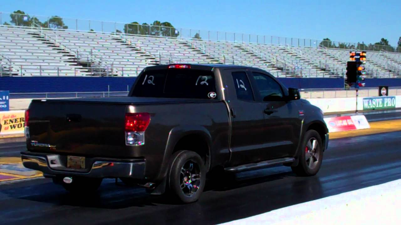 Toyota Tundra Supercharger >> 2011 Tundra DC with TRD Supercharger - YouTube