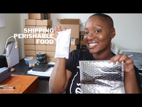 WHAT I HAVE LEARNED ABOUT SHIPPING PERISHABLE FOOD | DO'S AND DON'TS | HACKS | PACKAGING