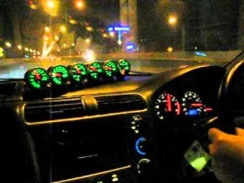 Honda Civic ES 1.7 vtec Turbo (Stock internal) 248 WHPS