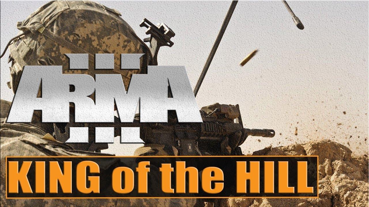 ArmA 3 - King Of The Hill - Gameplay - Hero to Zero