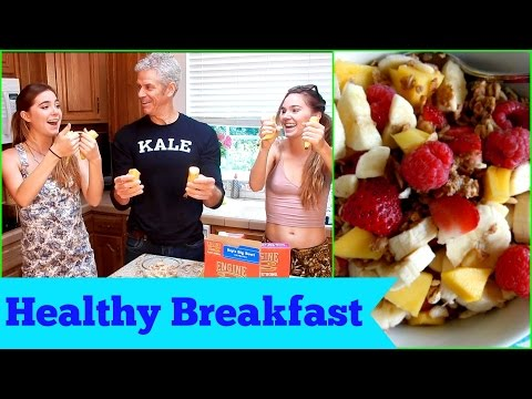 HEALTHY BREAKFAST with Rip Esselstyn