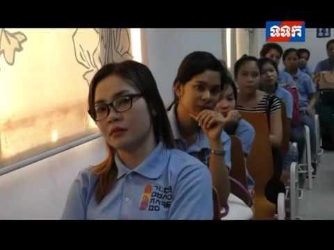 KSC(Korean Studies Center)'s Students have TOPIK at HoChiMin City