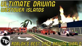 ROBLOX | Vigili del fuoco & | Ultimate Driving #1