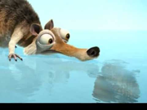 ALONE AGAIN NATURALLY - ICE AGE 3