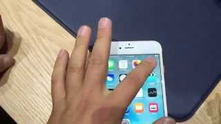 iPhone 6s Plus - 3D Touch & Live Photo Demo