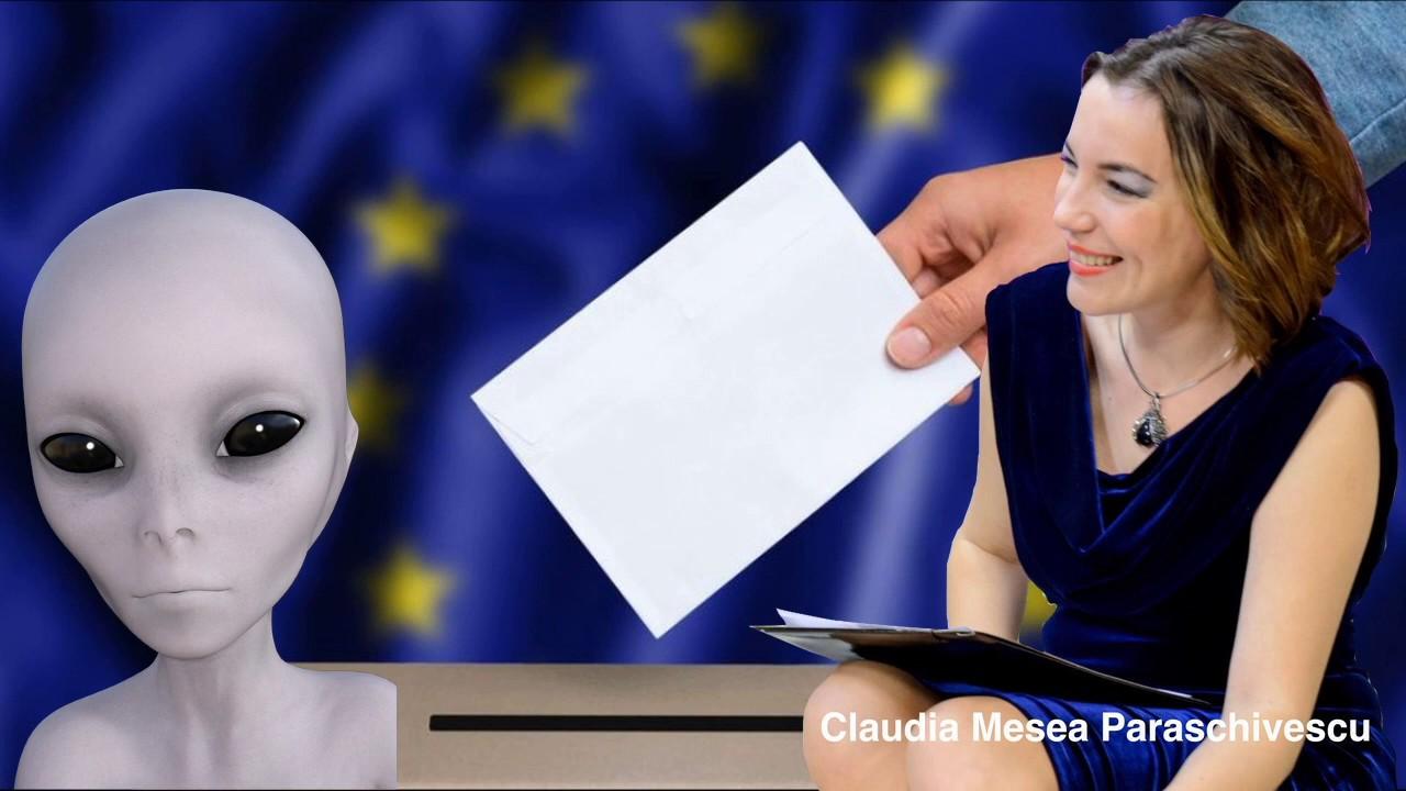 Cum Au Influentat Extraterestrii Europarlamentarele un pamflet de George Hodorogea