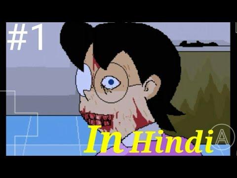 Download Doraemon Nobita's Resident Evil - हिंदी - Gameplay - Walkthrough - Part #1 - Zombie Mom!!!!