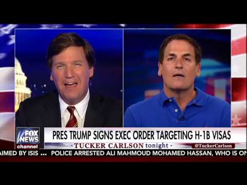 Mark Cuban - Government isn't always the answer.