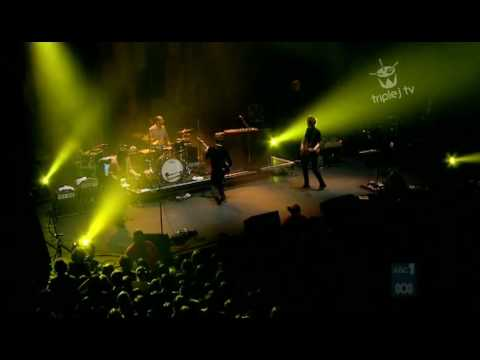 Death Cab For Cutie - The Sound Of Settling (live)