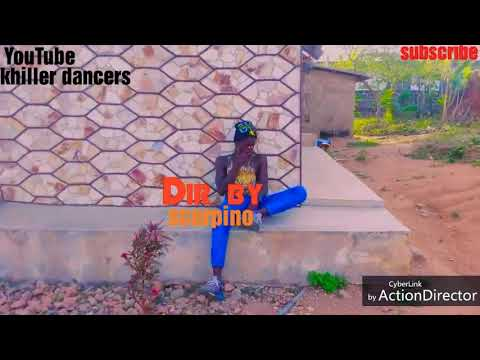 SHATTA WALE GRINGO MIX WITH GASMILLA OHIEMA DANCE VIDEO BY KHILLER DANCERS