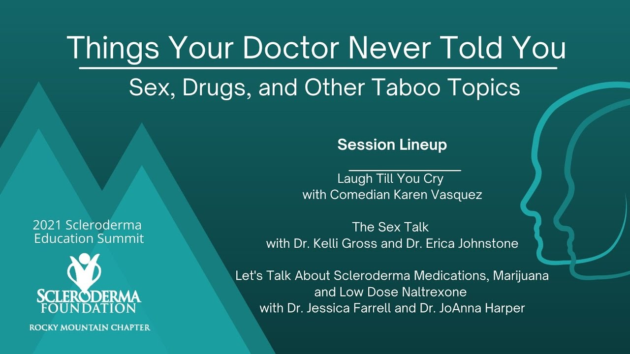 Download Things Your Doctor Never Told You: Sex, Drugs, and Other Taboo Topics
