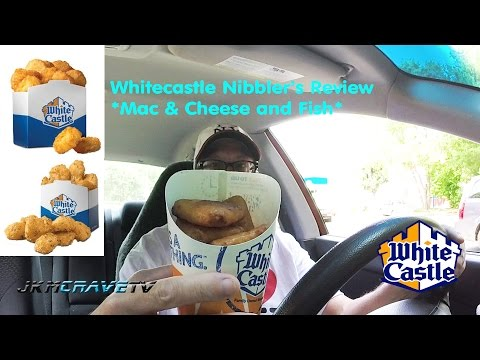 Whitecastle Mac & Cheese And Fish Nibbler Review # 104