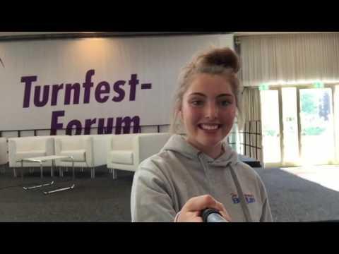 Intern. Deutsches Turnfest Berlin 2017 |  Turnfest-Forum mit prominenten Gästen