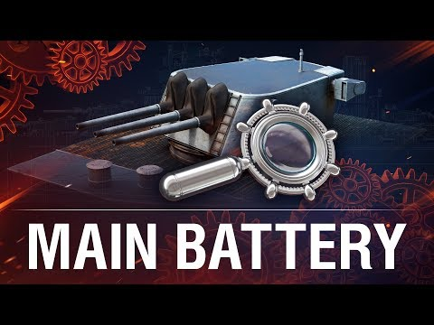 How It Works: Modules | World of Warships
