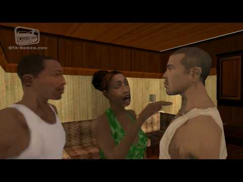 GTA San Andreas - Walkthrough - Mission #31 - King In Exile (HD)