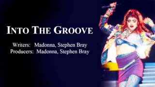 Into The Groove - Instrumental