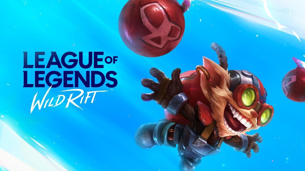 League Of Legends Mobile Gameplay Trailer And Release Date For Ios Android Youtube