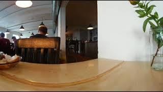 Dinner At Slippurinn Timelapse (Samsung Gear 360)