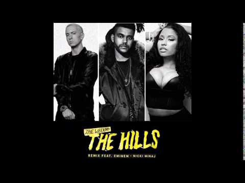 The Weeknd - The Hills (Official Audio) ft. Nicki Minaj, Eminem