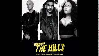 The Weeknd - The Hills ( Audio) ft. Nicki Minaj, Eminem