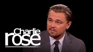 Leonardo DiCaprio On Taxi Driver | Charlie Rose
