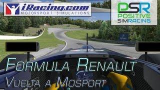 iRacing Formula Renault 2.0 - Vuelta comentada a Mosport