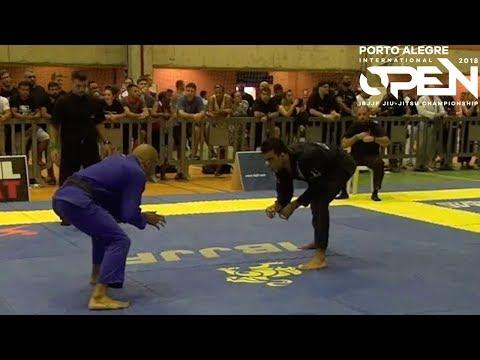 Jhonny Loureiro vs Victor de Matos / Porto Alegre Open 2018