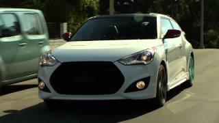 Hyundai Veloster Concept Videos