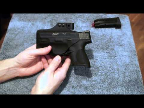 Bravo Concealment DOS IWB Kydex Holster Review