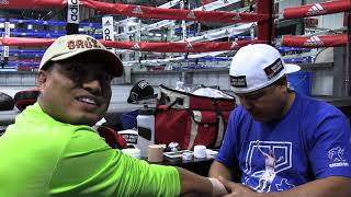 Mikey Garcia Keeping It 100 Raw And Uncut EsNews Boxing