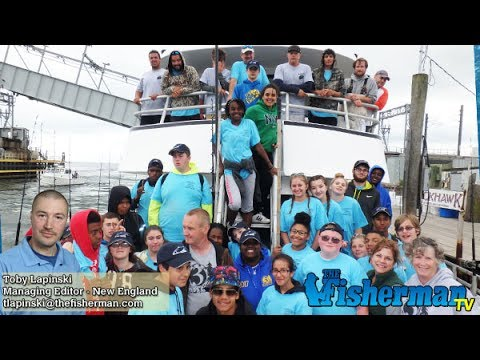July 27, 2017 New England Fishing Report with Toby Lapinski