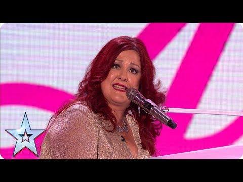 Toddler traumas! Funny mummy Siobhan sings some words of warning   Semi-Finals   BGT 2019