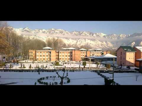 NIT Srinagar, Welcome to the Heaven