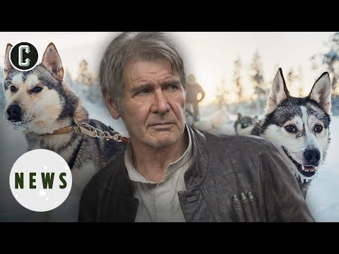 Harrison Ford to Star in Call of the Wild Movie