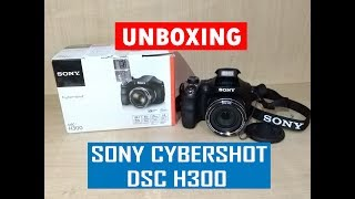 SONY CYBERSHOT DSC-H300 CAMERA With 35x Optical Zoom  | Cheapest & Best Camera | Unboxing & Overview