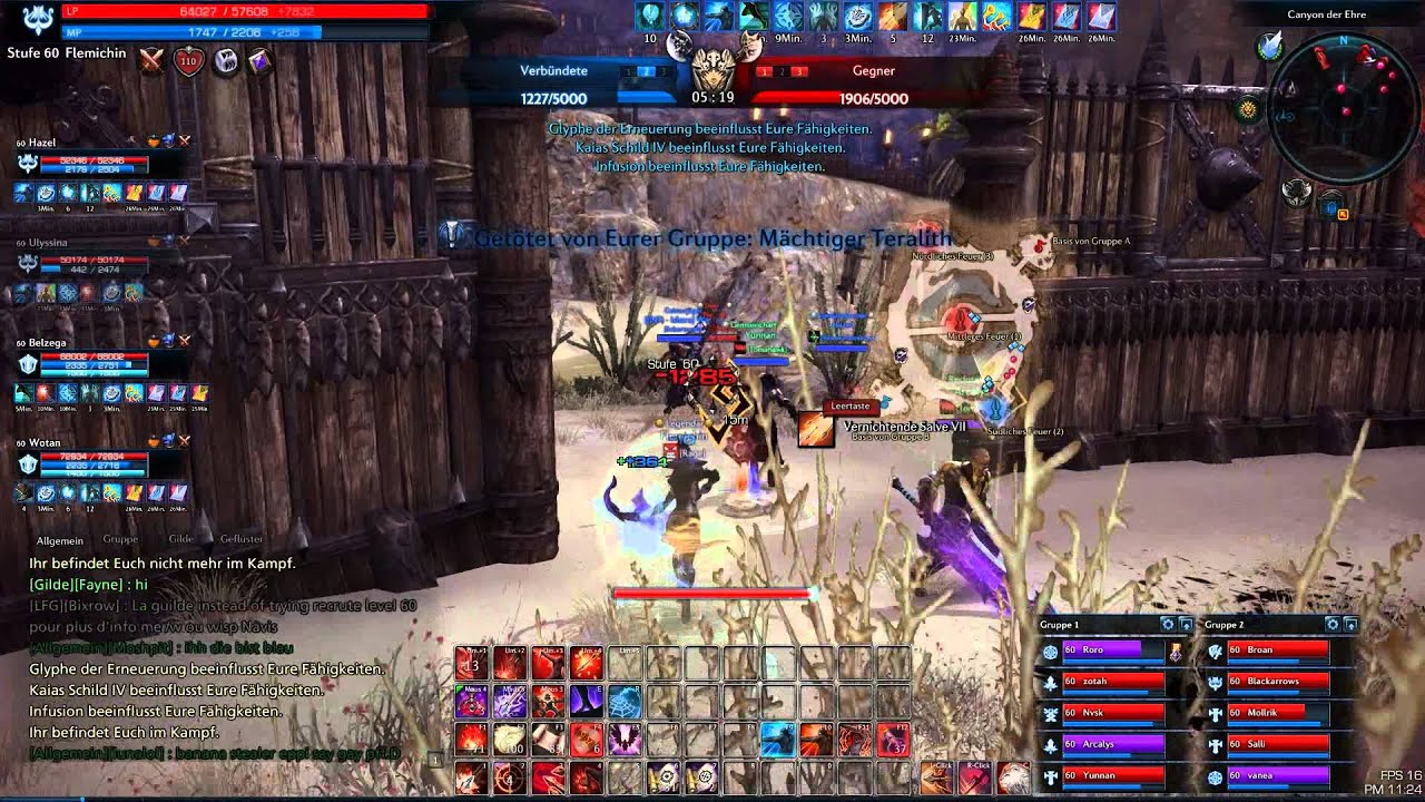how to play tera online