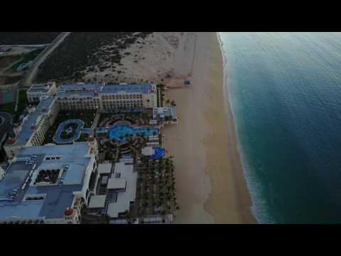 Unedited DJI MAVIC PRO Footage Mexico | Cabo 2017 | Riu Palace