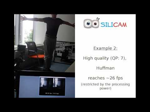 ETRO's low-complexity intra-frame video codec