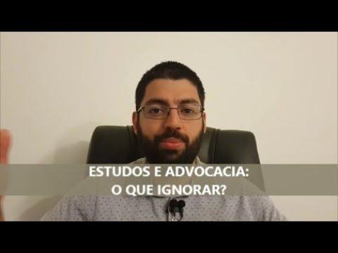Estudos e Advocacia: o que ignorar? A Lei de Pareto