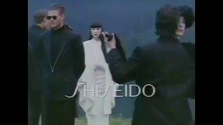 資生堂山口小夜子 REVITAL WHITE 1987